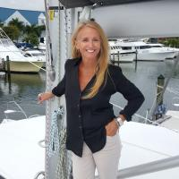 Darla May, Yacht Broker