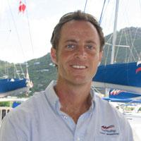 Richard Vass, Yacht Broker