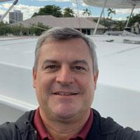 Derrick Hill, Moorings Yacht Broker