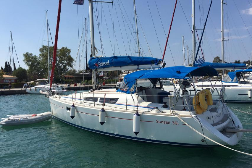 Used Sailboats For Sale >> Sailboats For Sale Sunsail Yacht Brokerage