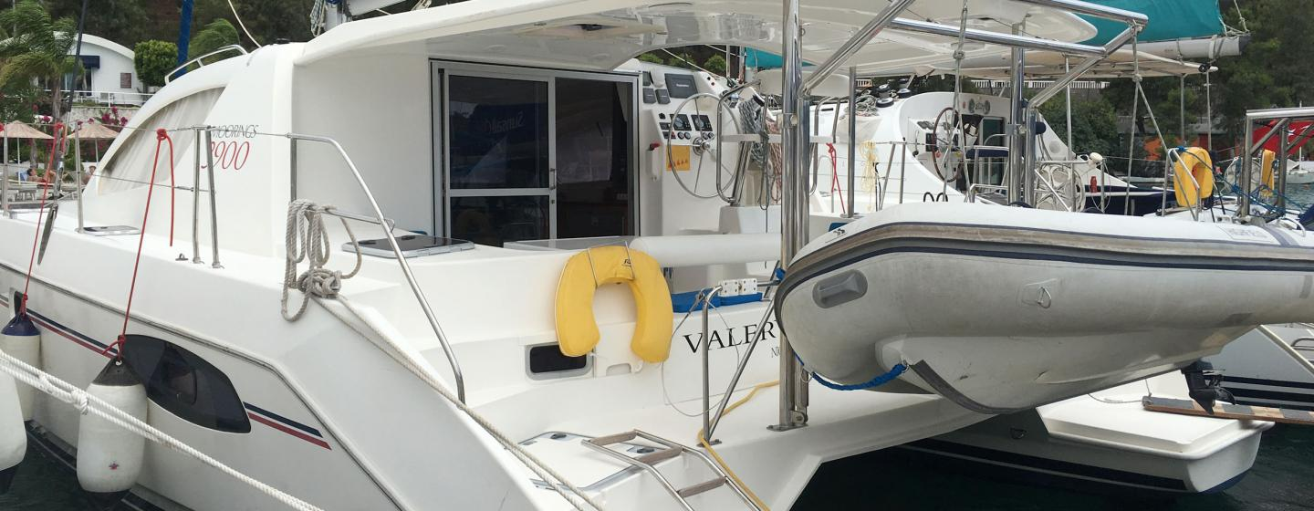 Sunsail 444 for sale - 2012 Robertson And Caine Leopard 39 Fethiye Turkey
